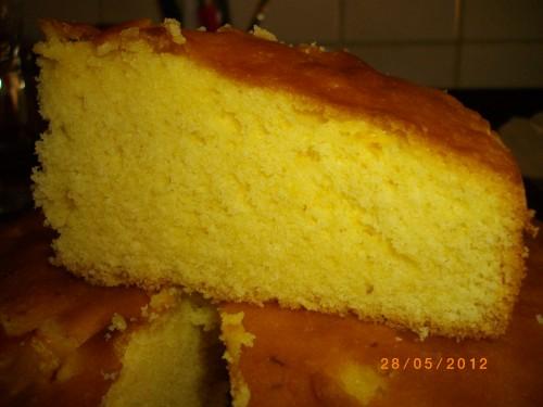 Torta al limone morbidissima e profumatissima