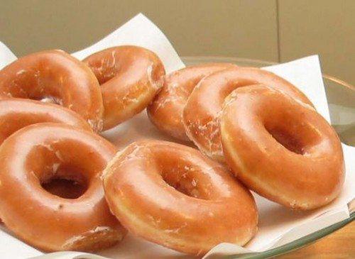 La Ricetta Originale: Le famose Ciambelle Donuts (americane dei Simpson)