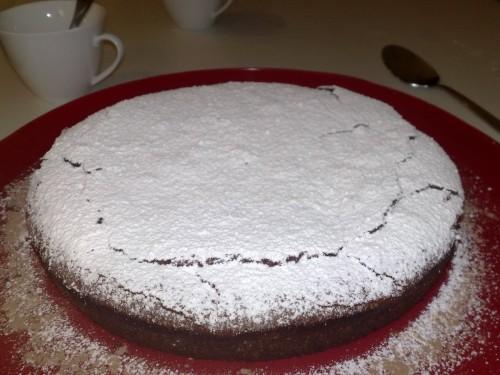 Hai provato la Torta Tenerina al cioccolato?