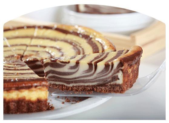 Crostata ai due cioccolati