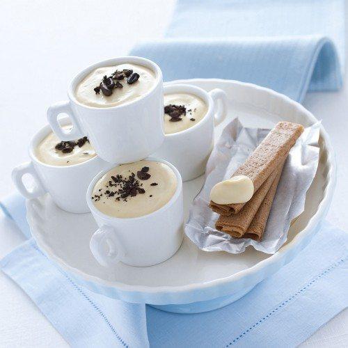 Crema chantilly al caffè - passo passo con foto