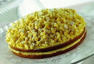 La torta mimosa, ecco come farla in pochi passi