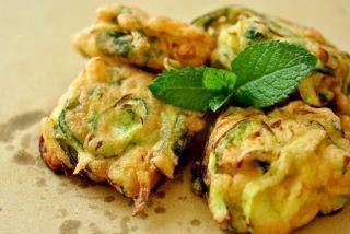 Frittelle di zucchine - Ricette di Sardegna