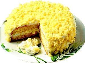 Festa della donna:La semplice ricetta della Torta Mimosa