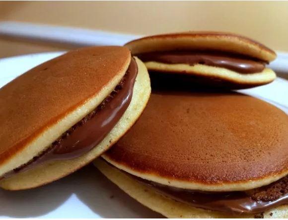 Dorayaki alla Nutella, pronti in soli 3 minuti