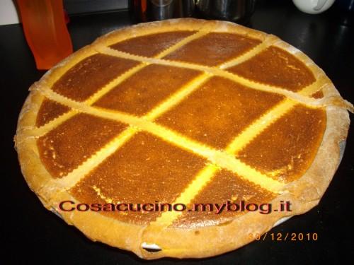 La ricetta passo passo con foto della classica pastiera napoletana - La pastiera di Pasqua