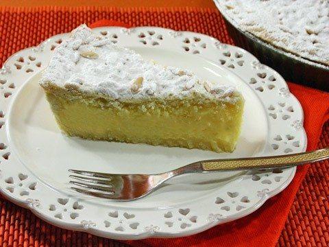 Torta della nonna | ricetta facile passo passo con foto |