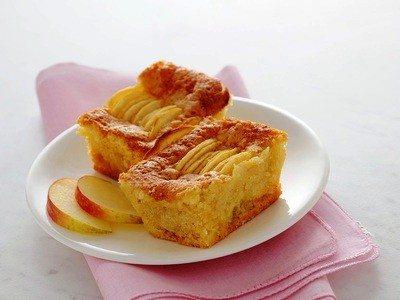 Mini plumcake alle mele in 3 rapide mosse