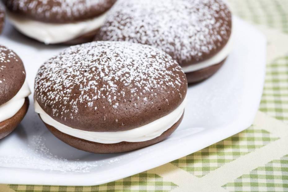 Whoopie al cioccolato | Ricetta facile e veloce