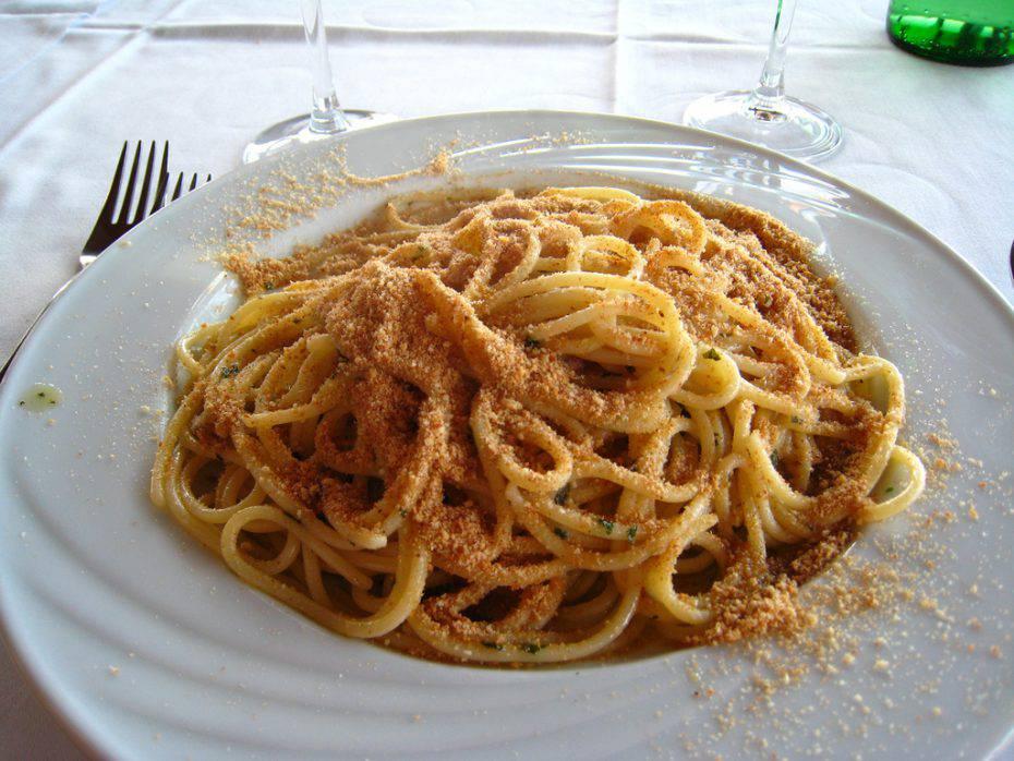 Pasta e Zucca al Forno