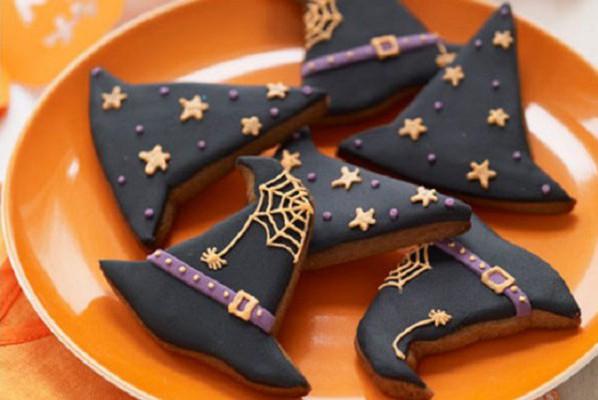 Biscotti al cacao della Befana
