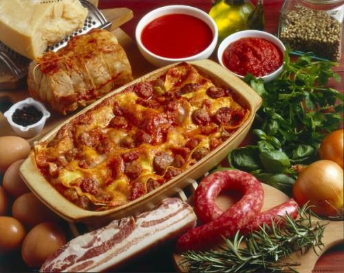 Lasagna napoletana  di carnevale - ricetta passo passo