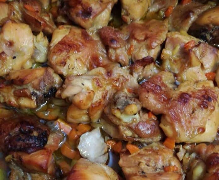 Pollo alla Genovese: la Gustosa Ricetta della Tradizione Napoletana