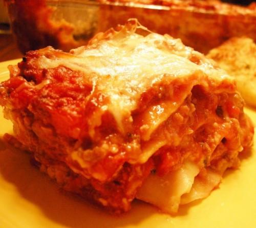 Lasagne al ragù sardo - Ricette di Sardegna