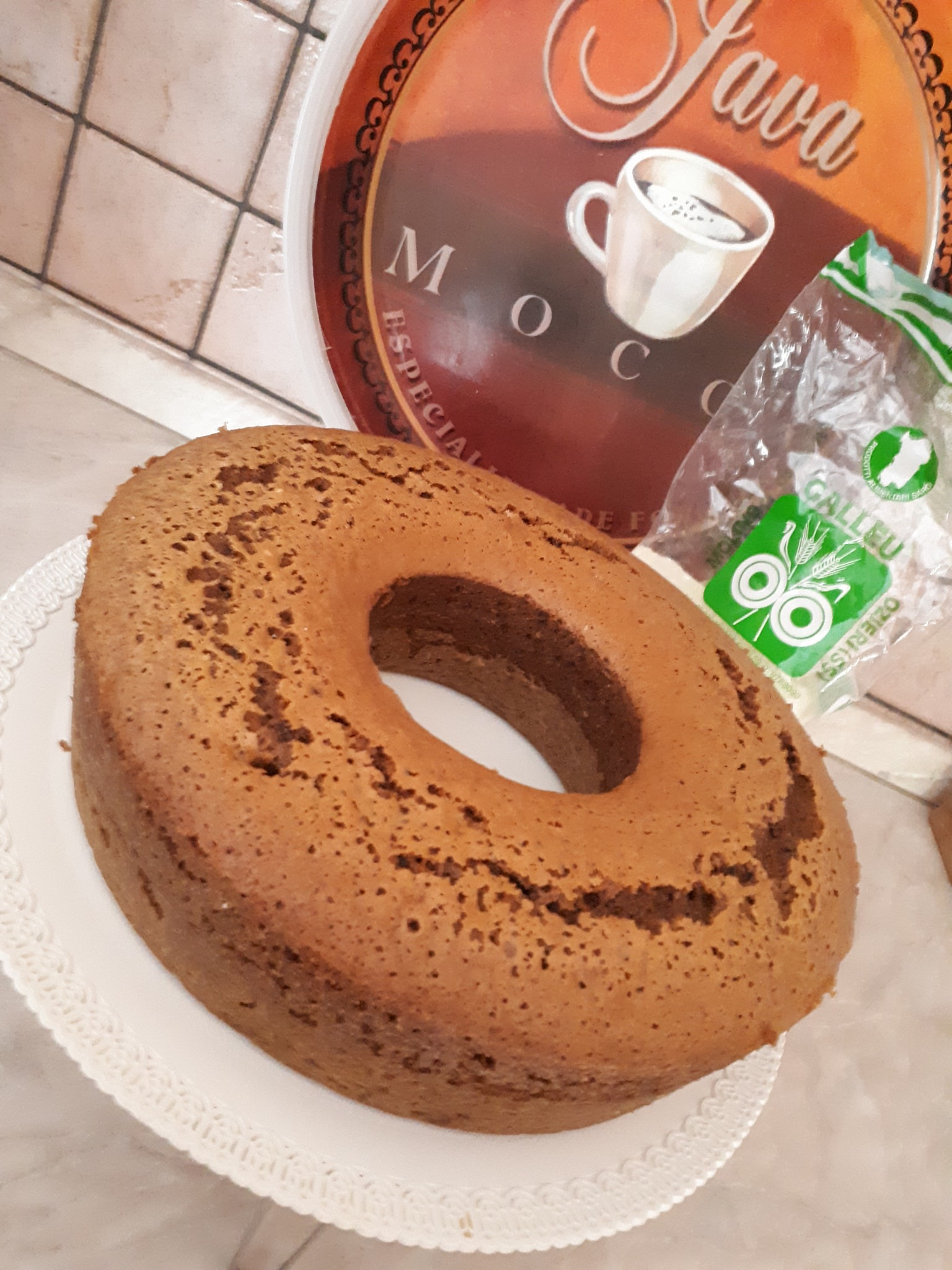 TORTA AL CAFFE (CAPPUCCINO)