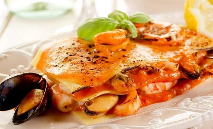 Ricetta lasagna di mare: la versione estiva