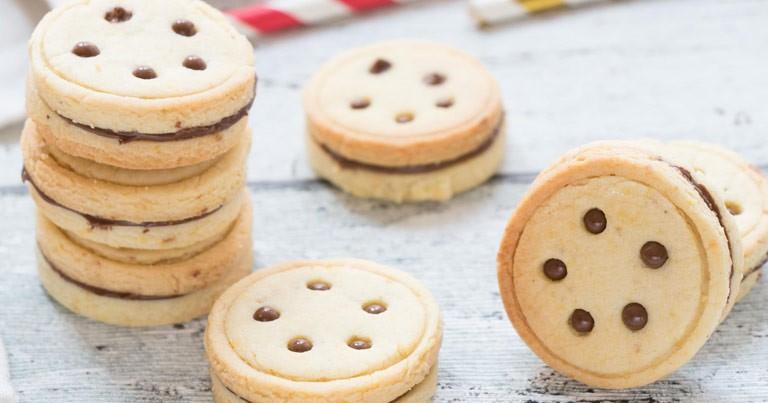Biscotti Baiocchi fatti in casa
