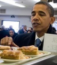 Torta di mele del Presidente Obama