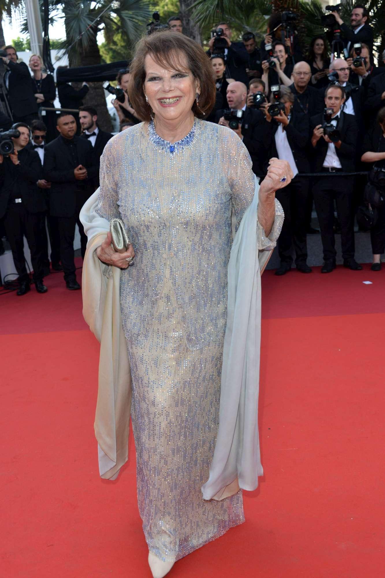 """Claudia Cardinale: """"Mastroianni era innamorato pazzo di me... """""""