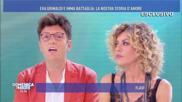 """Eva Grimaldi: """"Che 'battaglia' riuscire a conquistare Imma"""""""