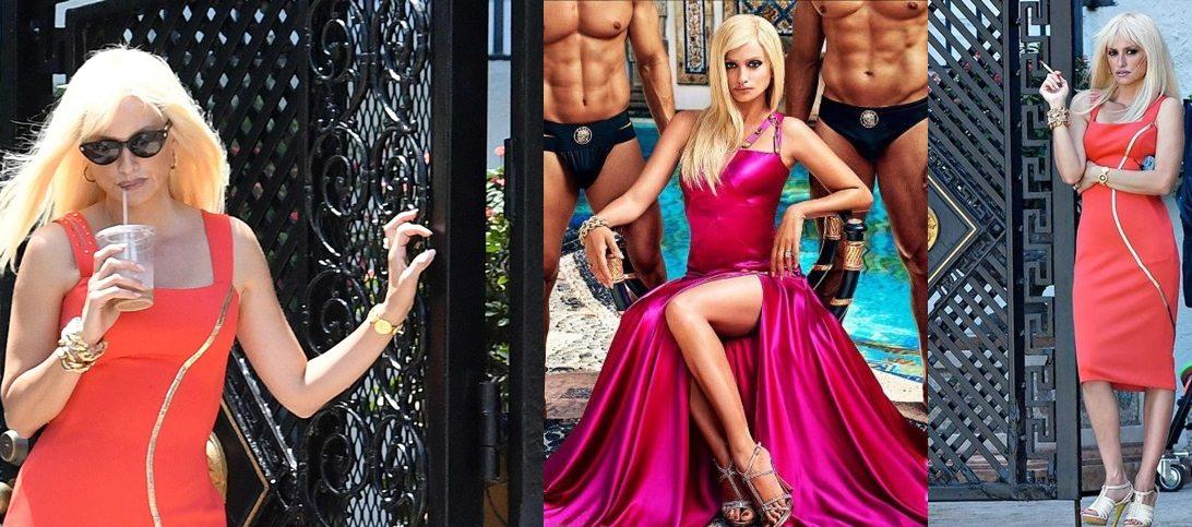 Penelope Cruz irriconoscibile: sarà Donatella Versace nella terza stagione di American Crime Story