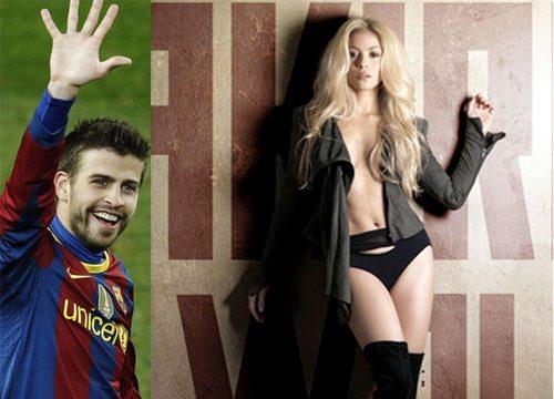 """Piqué: """"Ho conquistato Shakira con un sms"""""""