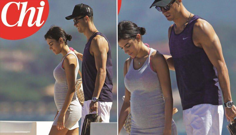 Cristiano Ronaldo di nuovo papà, due gemelli da madre surrogata