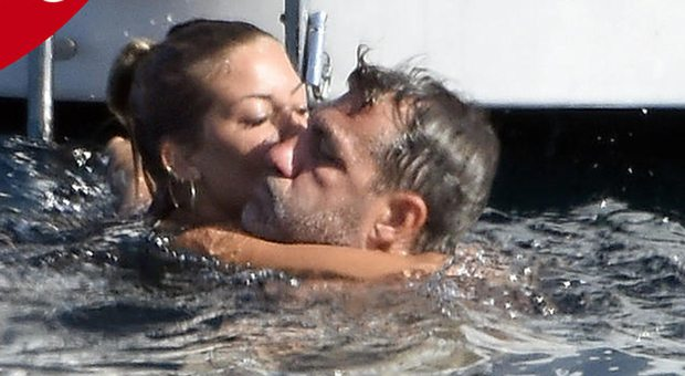 Bobo Vieri e Costanza Caracciolo, ecco le foto del loro amore: