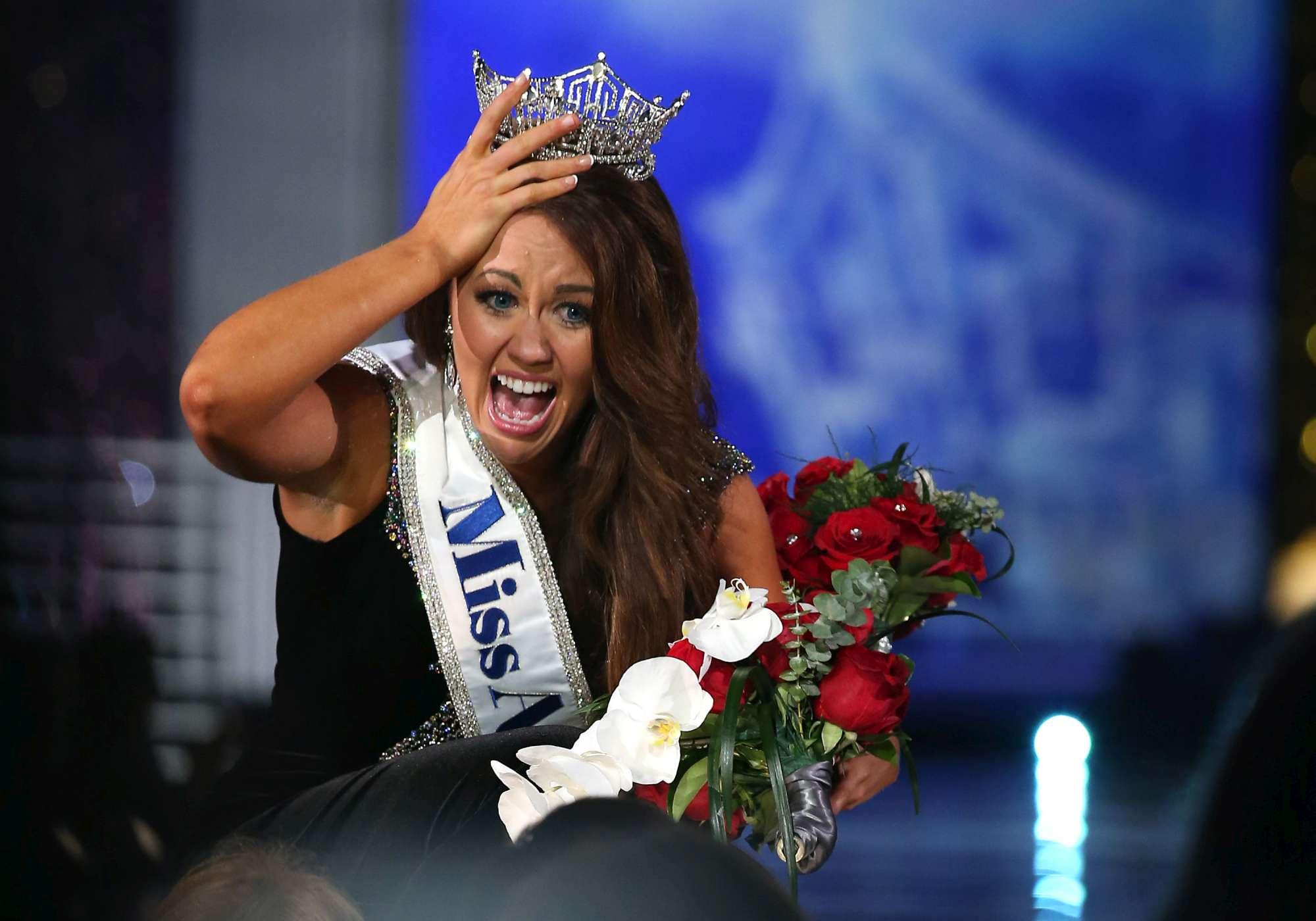 Miss America, la reginetta critica Donald Trump