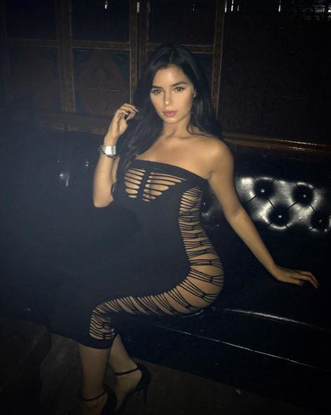 Demi Rose Mawby, è lei la Kim Kardashian inglese