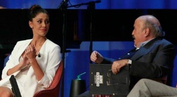 """Belen smentisce la rottura con Andrea Iannone: """"Stiamo ancora insieme"""""""