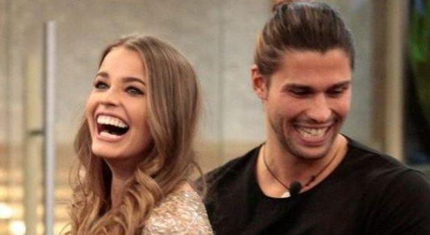 Ivana Mrazova in love con Luca Onestini?: