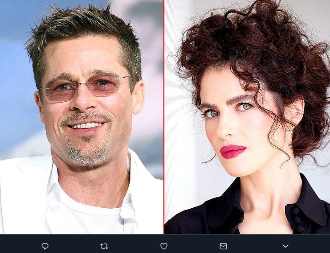 Brad Pitt, la nuova fiamma è Neri Oxman: architetto in carriera. E Angelina non l'ha presa bene
