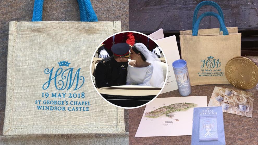 Royal Wedding, all'asta le bomboniere: il souvenir costa più di 1.000 euro