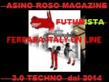 Asino Rosso  Techno 02  07 2014  Vitaldo Conte...Mimmo Rotella