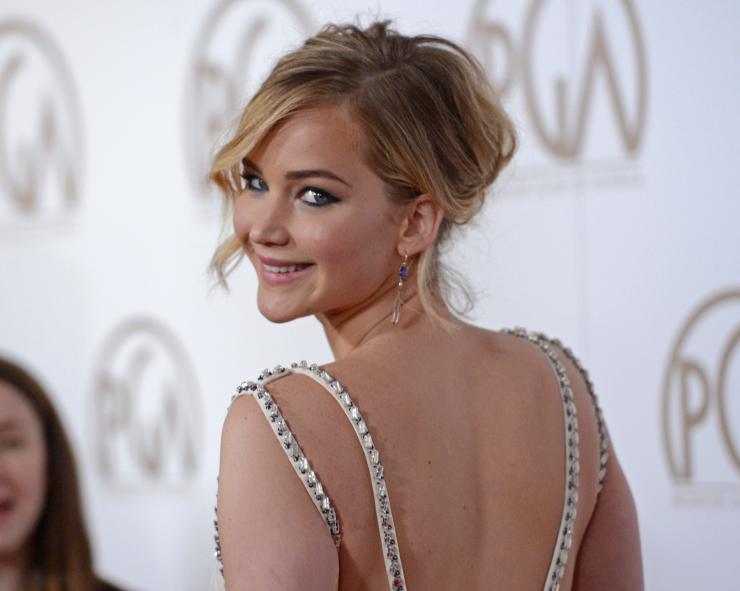 I momenti più imbarazzanti di Jennifer Lawrence