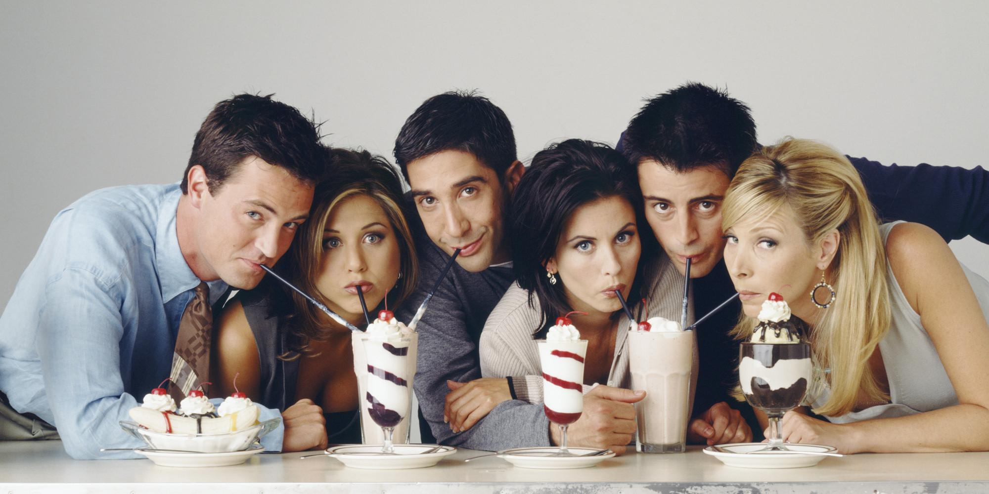 """Dietro le quinte di """"Friends"""" - Tutto (ma proprio tutto) quello che non sapete!"""