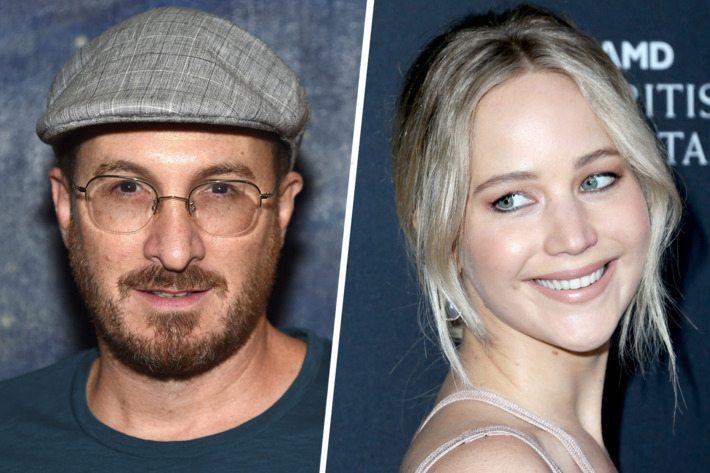 Jennifer Lawrence innamorata di Darren Aronofsky