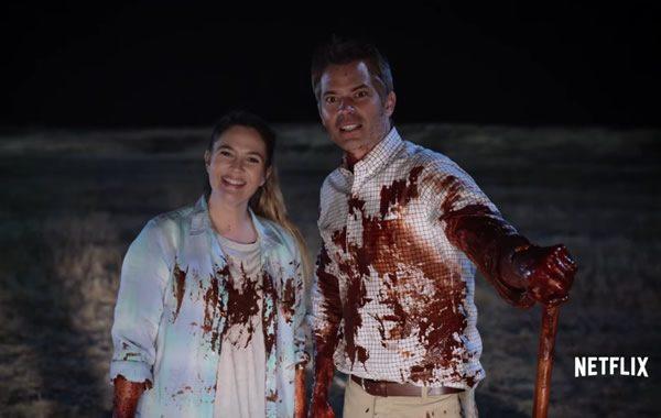 "Drew Barrymore è una zombie in ""Santa Clarita Diet"" su Netflix"