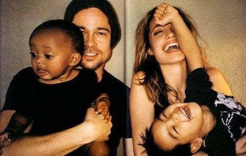 Angelina Jolie parla per la prima volta del divorzio da Brad Pitt