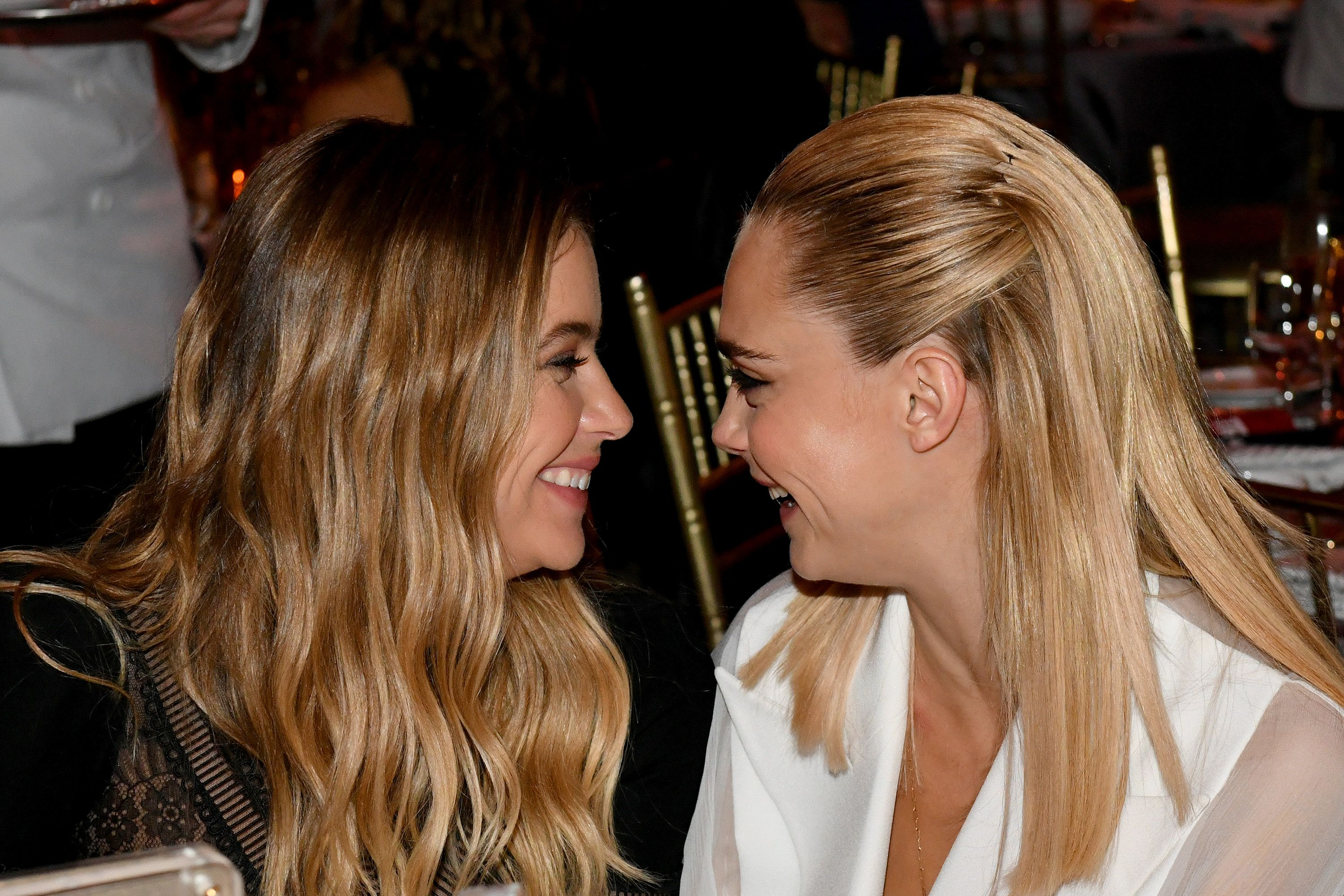 Cara Delevingne parla di Ashley Benson