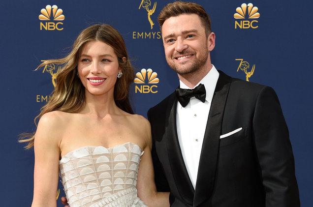 Justin Timberlake su Jessica Biel