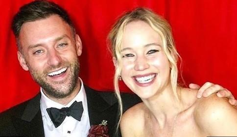 Jennifer Lawrence ha sposato Cooke Maroney