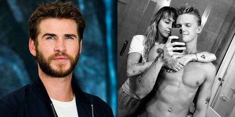 Miley Cyrus umilia Liam Hemsworth