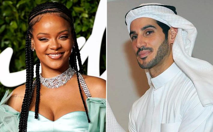 Dopo 3 anni è finita tra Rihanna e Hassan Jameel