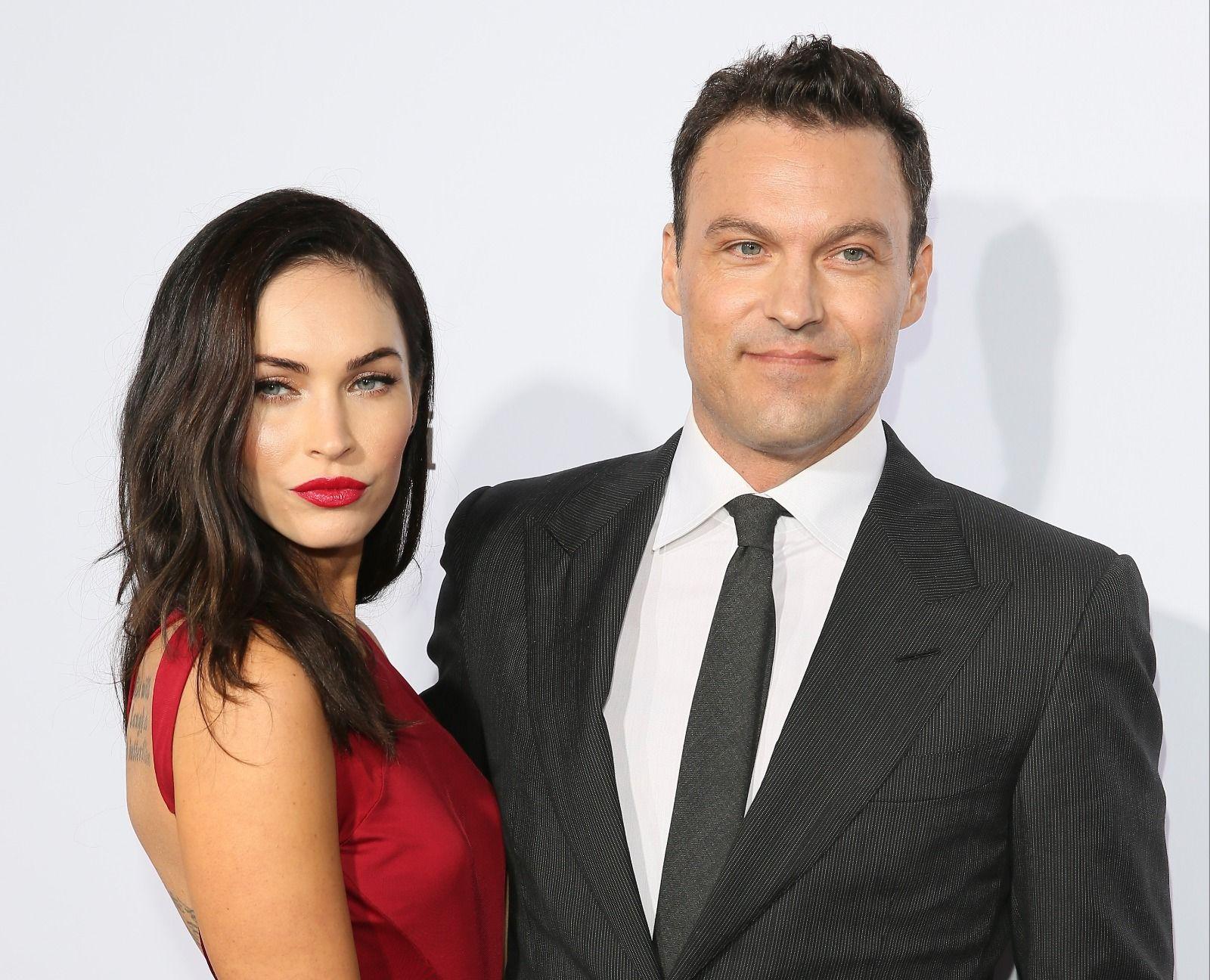 E' di nuovo crisi tra Megan Fox e Brian Austin Green?