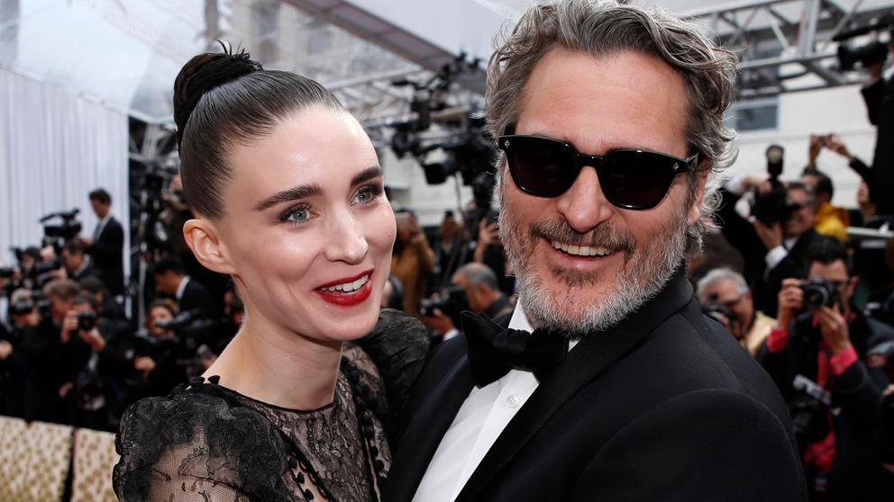Rooney Mara e Joaquin Phoenix presto genitori?