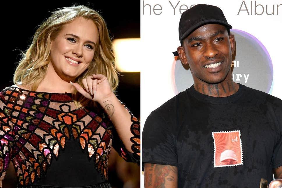 Adele innamorata del rapper Skepta?