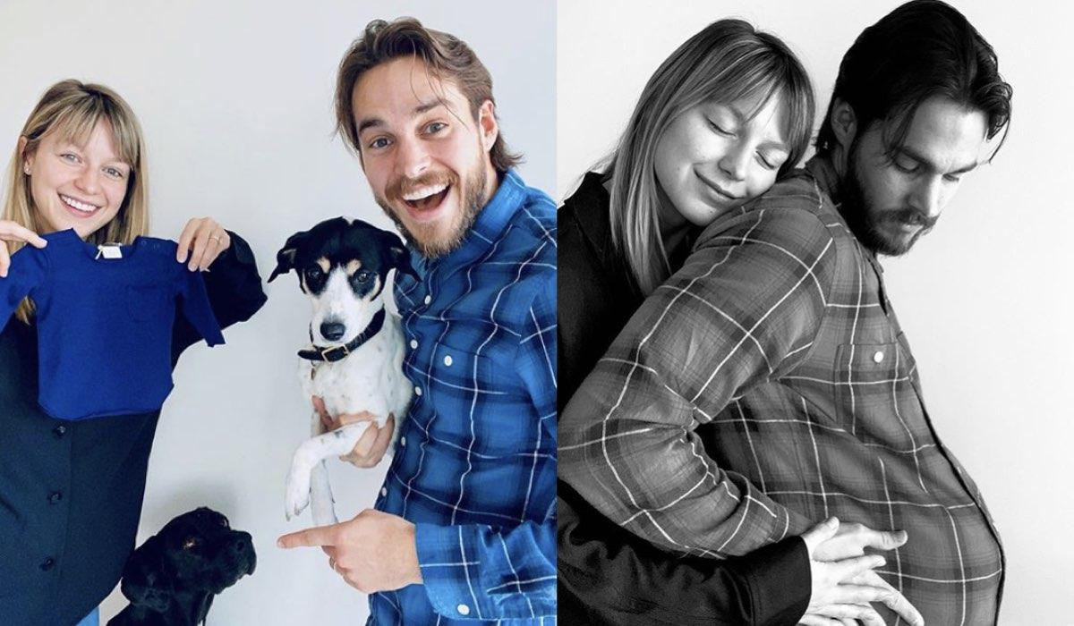 Melissa Benoist e Chris Wood presto genitori!