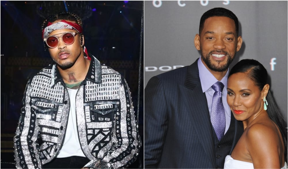 Will Smith e Jada Pinkett-Smith negano la relazione con August Alsina ma lui non demorde